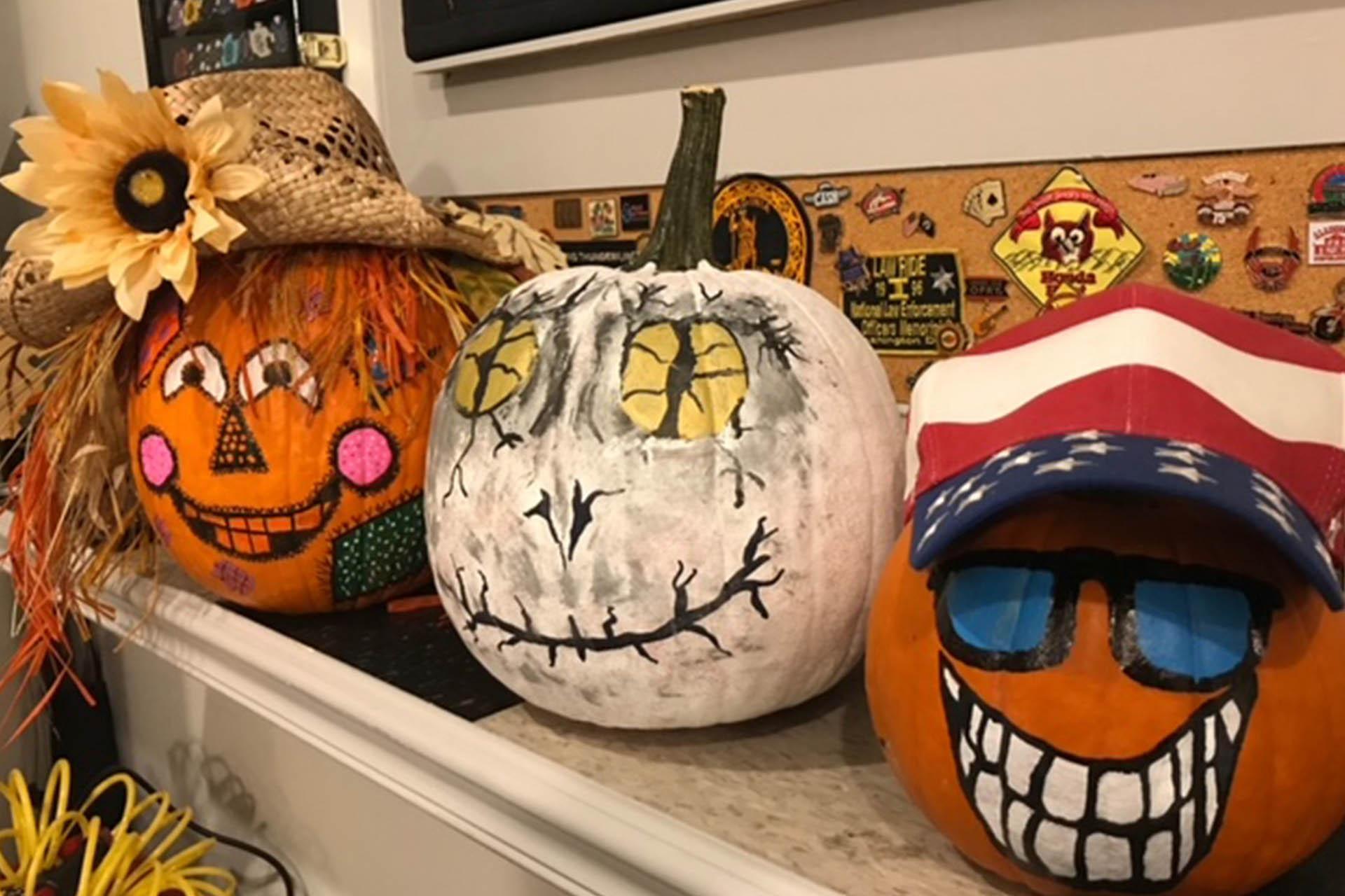 Pumpkin Decoration Contest